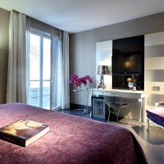 Отель Eurostars Sevilla Boutique 4* Номер Делюкс с различными типами кроватей
