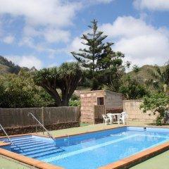 Отель Finca El Vergel Rural бассейн