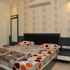 Отель Luxury Inn Апартаменты с различными типами кроватей фото 21