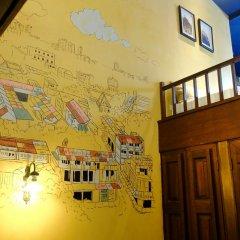 Отель Old Capital Bike Inn 3* Люкс с различными типами кроватей фото 9