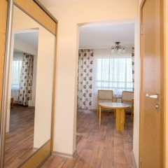 Hotel Mezaparks 3* Стандартный номер с 2 отдельными кроватями фото 6