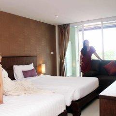 Lub Sbuy House Hotel 3* Номер Делюкс с различными типами кроватей фото 12