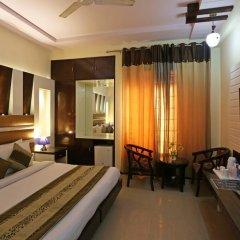 Отель Star Plaza 3* Номер Делюкс с различными типами кроватей фото 17