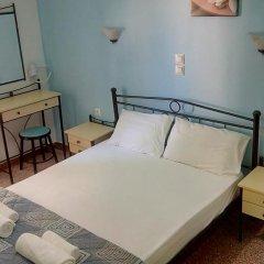 Galini Hotel Стандартный номер с различными типами кроватей фото 2