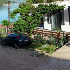 Отель Adriana Албания, Ксамил - отзывы, цены и фото номеров - забронировать отель Adriana онлайн парковка
