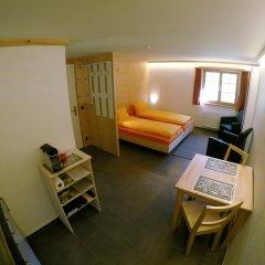 Отель Chalet Weidhaus Ferienwohnung & Zimmer Студия с различными типами кроватей фото 6