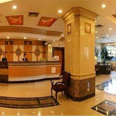 Beijing Fujian Hotel Пекин интерьер отеля фото 3