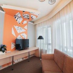 Гостиница Берега 3* Люкс с различными типами кроватей фото 27