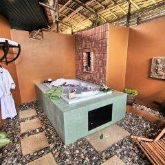 Отель Mangosteen Ayurveda & Wellness Resort 4* Номер Делюкс с двуспальной кроватью фото 7