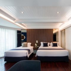 A-One The Royal Cruise Hotel Pattaya 4* Стандартный номер с различными типами кроватей фото 3