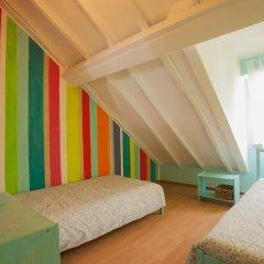 Отель Ericeira Surf Camp 2* Кровать в общем номере двухъярусные кровати фото 17