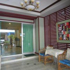 Отель Jomtien Morningstar Guesthouse 2* Стандартный семейный номер с двуспальной кроватью фото 2