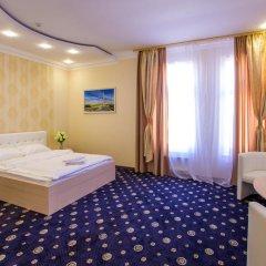 Гостиница Золотая ночь 3* Стандартный номер с различными типами кроватей фото 2