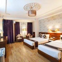 Le Le Hotel 2* Стандартный семейный номер с различными типами кроватей фото 2