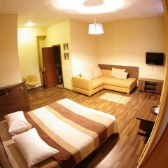 Гостиница Дарницкий Люкс с различными типами кроватей фото 2