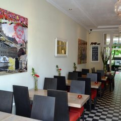 Alp Hotel Amsterdam Амстердам питание фото 2