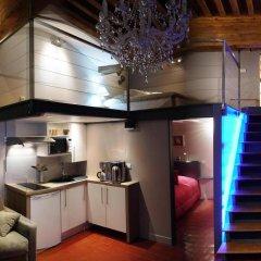 Отель La Suite Saint Jean Апартаменты с различными типами кроватей фото 36