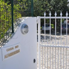 Отель Casal Das Alfarrobeiras Португалия, Виламура - отзывы, цены и фото номеров - забронировать отель Casal Das Alfarrobeiras онлайн интерьер отеля