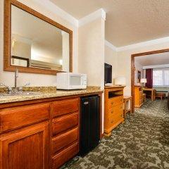 Отель Comfort Inn & Suites Durango 2* Люкс с различными типами кроватей фото 4