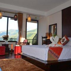Sapa House Hotel 3* Номер Делюкс с различными типами кроватей фото 3