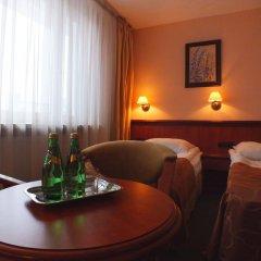 Отель Senator 3* Стандартный номер с различными типами кроватей