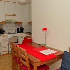 Апартаменты Helppo Hotelli Apartments Rovaniemi Студия с различными типами кроватей фото 8