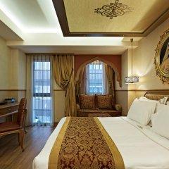 Отель Sultania 5* Номер Делюкс с двуспальной кроватью фото 6