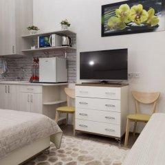 Georg-City Hotel 2* Апартаменты разные типы кроватей фото 6