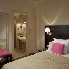 O&B Athens Boutique Hotel 4* Стандартный номер с различными типами кроватей фото 5