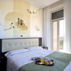 Hotel Bellavista 3* Стандартный номер с двуспальной кроватью фото 7