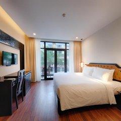 Отель Belle Maison Hadana Hoi An Resort & Spa - managed by H&K Hospitality. 4* Номер Делюкс с различными типами кроватей фото 3