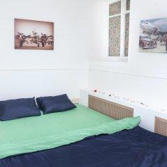 Хостел Бауманская Стандартный номер с разными типами кроватей фото 4