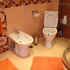 Отель Antim Parvi Apartment Болгария, Пловдив - отзывы, цены и фото номеров - забронировать отель Antim Parvi Apartment онлайн ванная