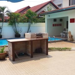 Отель Baan ViewBor Pool Villa 3* Вилла с различными типами кроватей фото 28