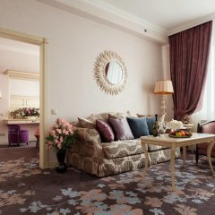 Гостиница Милан 4* Люкс с разными типами кроватей фото 23