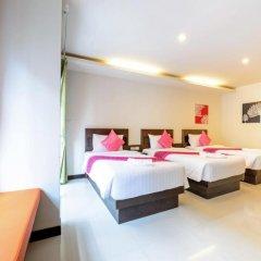 Отель The Three by APK 3* Улучшенный номер двуспальная кровать фото 4