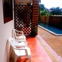Отель Hathai House 3* Стандартный номер с различными типами кроватей фото 6
