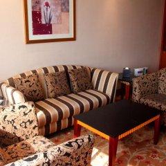 Отель Swissotel Beijing Hong Kong Macau Center комната для гостей