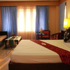 Отель Baan Kongdee Sunset Resort 3* Улучшенный номер двуспальная кровать фото 6