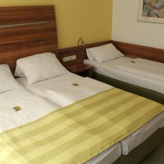 Hotel Wallis 3* Номер Комфорт с разными типами кроватей фото 2