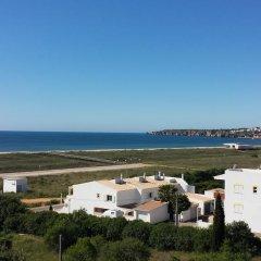 Отель Clube Meia Praia пляж