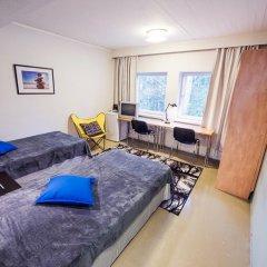 Forenom Hostel Espoo Otaniemi Стандартный номер с различными типами кроватей