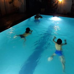 Отель Villu Villa Шри-Ланка, Анурадхапура - отзывы, цены и фото номеров - забронировать отель Villu Villa онлайн бассейн фото 3