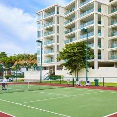 Отель Elegance By Mypattayastay Паттайя спортивное сооружение