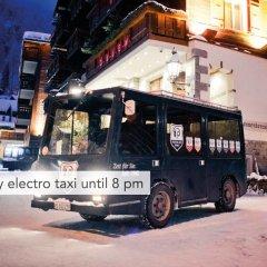 Отель Romantik Hotel Julen Superior Швейцария, Церматт - отзывы, цены и фото номеров - забронировать отель Romantik Hotel Julen Superior онлайн городской автобус