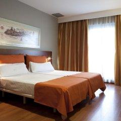 Отель Eurohotel Barcelona Gran Via Fira 4* Улучшенный номер с различными типами кроватей фото 2