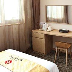 Hotel Skypark Dongdaemun I 3* Стандартный номер с 2 отдельными кроватями фото 3