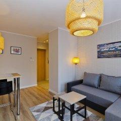 Апартаменты Apartments Wroclaw - Luxury Silence House Студия с различными типами кроватей фото 7