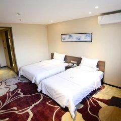 Отель Insail Hotels Railway Station Guangzhou 3* Номер Делюкс с двуспальной кроватью фото 20