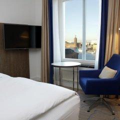 Отель Hilton Stockholm Slussen 4* Полулюкс с различными типами кроватей фото 3